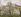 """Camille Pissarro (1830-1903). """"Potager et arbres en fleurs"""". Paris, musée d'Orsay. © Roger-Viollet"""