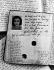 "Extraits du ""Journal d'Anne Frank"", 1950. © Ullstein Bild / Roger-Viollet"