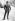 """Jeune femme présentant un ensemble inspiré du look des """"Beatles"""". Londres (Angleterre), quartier de Piccadilly, 29 février 1963. © PA Archive/Roger-Viollet"""