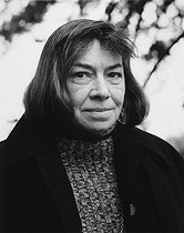 February 4, 1995: (25 years ago Death of Patricia Highsmith (1921-1995), American writer © Fondation Horst Tappe / KEYSTONE Suisse / Roger-Viollet