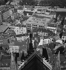 Vue prise de la cathédrale Notre-Dame. Paris (IVe arr.), vers 1945. © Gaston Paris / Roger-Viollet