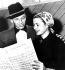 """Haute Société"" (High Society), film de Charles Walters. Frank Sinatra et Grace Kelly. Etats-Unis, 1956. © Ullstein Bild / Roger-Viollet"