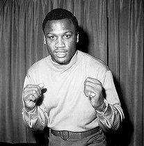 January 12, 1944 (75 years ago) : Birth of Joe Frazier (1944-2011), American boxer © PA Archive / Roger-Viollet