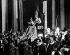 Cérémonie d'intronisation de Pie XII (1876-1958), pape italien. Le Vatican, basilique Saint-Pierre, 12 mars 1939. © TopFoto / Roger-Viollet
