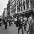 Guerre 1939-1945. Libération de Paris. Foule en liesse. Août 1944. © Gaston Paris / Roger-Viollet