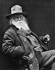 Walt Whitman (1819-1892), American writer. © Roger-Viollet