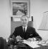 Maurice Genevoix (1890-1980), French writer in 1954. © Studio Lipnitzki/Roger-Viollet
