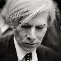 August 6, 1928 (90 years ago) : Birth of Andy Warhol (1928-1987), American artist