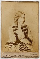 November 22, 1819 (200 years ago) : Birth of George Eliot (born Mary Anne Evans, 1819-1880), English writer © London Stereoscopic & Photographic Company / Bibliothèque Marguerite Durand / Roger-Viollet