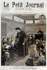 """Ecole des forains. Mlle Eugénie Bonnefois. """"Le Petit Journal"""", 1897. © Roger-Viollet"""