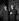 Andreï Gromyko (1909-1989) et Maurice Couve de Murville (1907-1999), ministres des Affaires Etrangères. Paris, Quai d'Orsay. © Roger-Viollet