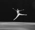 """Rudolf Noureiev dans """"Le Lac des Cygnes"""" de Tchaïkovski,   Ballet de l'Opéra de Paris. Palais des sports, octobre 1969. © Studio Lipnitzki/Roger-Viollet"""