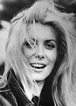 October 22, 1943 : Birth of Catherine Deneuve, French actress (75 years old)