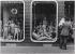 Mannequins dans une vitrine, boulevard de la Villette. Paris (XIXème arr.), 1972. Photographie de Léon Claude Vénézia (1941-2013). © Léon Claude Vénézia/Roger-Viollet