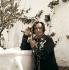 Salvador Dali (1904-1989), peintre et graveur espagnol, chez lui. Port Lligar (Espagne), 1960. © Iberfoto / Roger-Viollet