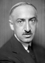 André Maurois (1885-1967), French writer. France, circa 1925. © Henri Martinie / Roger-Viollet