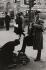 Sergio Larrain (born in 1931), Chilean photojournalist. London (England), 1958.  © Jean Mounicq/Roger-Viollet