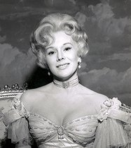 February 11, 1919 (100 years ago) : Birth of Eva Gabor (1919-1995), Hungarian-born American actress