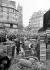 The Halles market. Paris, 1940. © LAPI/Roger-Viollet