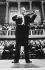 Yehudi Menuhin (1916-1999), violoniste et chef d'orchestre d'origine russe. © S.F. Palm / TopFoto / Roger-Viollet
