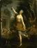 """Jean Raoux (1677-1735). """"Françoise Prévost (1680-1741), danseuse de l'Opéra"""". Musée de Tours. © Roger-Viollet"""