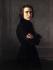 """Henri Lehmann (1814-1882). """"Franz Liszt (1811-1886), compositeur et pianiste hongrois (1839)"""". Paris, musée Carnavalet. © Musée Carnavalet/Roger-Viollet"""
