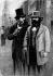 Joukov. Karl Marx (1818-1883) et Friedrich Engels (1820-1895), théoriciens socialistes allemands. © Roger-Viollet