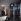 Jacqueline Caurat, speakerine de télévision française.    © Roger-Viollet