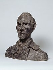 """Ossip Zadkine (1890-1967), """"Buste de Van Gogh, chemise ouverte (deuxième état)"""". Bronze, 1955. Paris, musée Zadkine. © Musée Zadkine/Roger-Viollet"""