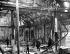 Insurrection de Pâques 1916. Ruines du principal bureau de poste de Dublin (Irlande), mai 1916. © TopFoto / Roger-Viollet