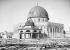 La mosquée d'Omar et le tribunal de David. Jérusalem (Palestine, Israël), 1914. © Jacques Boyer / Roger-Viollet