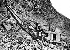 Percement du canal de Panama. Drague à vapeur Bucyrus de 95 tonnes, 1913. © Jacques Boyer / Roger-Viollet
