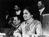 Simone Veil (1927-2017), femme politique française, après son élection au poste de présidente du Parlement européen. Strasbourg, 1979. © Ullstein Bild/Roger-Viollet
