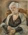 """Emile Othon Friesz (1879-1949). """"Portrait de madame l'Amiral Sénès"""". Huile sur toile, 1932. Paris, musée d'Art moderne. © Musée d'Art Moderne/Roger-Viollet"""