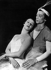 Irina Kolpakova (née en 1933), et Rudolf Noureïev (1938-1993), danseurs russes. Paris, 16 juin 1961. © TopFoto/Roger-Viollet