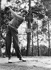 Le prince Juan Carlos (né en 1938), jouant au golf. 1955. © Ullstein Bild/Roger-Viollet