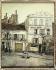 "Tsugouharu Foujita (1886-1968). ""L'Hôtel Edgar Quinet, boulevard Edgar Quinet"", 1950. Paris, musée Carnavalet. © Musée Carnavalet/Roger-Viollet"
