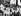 Police montée dispersant la foule après le krach boursier. New York (Etats-Unis), 2 novembre 1929. © Imagno / Roger-Viollet