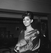 Claudia Cardinale (born in 1938), Italian actress. Paris, 1963. © Noa/Roger-Viollet