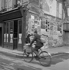 World War II. Paris under the Occupation. The Marais district. 65 rue Vieille-du-Temple. Paris (IIIrd arrondissement), May 1941. Photograph by André Zucca (1897-1973). Bibliothèque historique de la Ville de Paris. © André Zucca/BHVP/Roger-Viollet