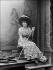 "Sarah Bernhardt (1844-1923), in ""La Tosca"" by Victorien Sardou. Photo : Nadar. © Roger-Viollet"