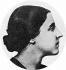Nadejda Staline (1901-1932), femme de Joseph Staline, qui se suicida dans de mystérieuses circonstances. © TopFoto/Roger-Viollet