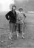 Margaret Mitchell (1900-1949), écrivain américain, et Kathleen Conlan. Grande-Bretagne, 9 septembre 1930.  © TopFoto / Roger-Viollet