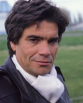 Bernard Tapie (born in 1943), French businessman and politician, 1985. © Jean-Régis Roustan/Roger-Viollet