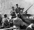 Guerre 1939-1945. Le général Philippe Leclerc (1902-1947), lors de la Libération de Paris, août 1944. © Roger-Viollet