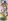 """Félix Aublet (1903-1978). """"Etude pour un panneau de la façade du pavillon des Chemins de fer"""". Gouache sur papier, 1937. Paris, musée d'Art moderne. © Musée d'Art Moderne/Roger-Viollet"""