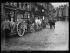 """World War One. Exiled inhabitants back to Lille (France) after its recapture, on October 31, 1918. Photograph published in the newspaper """"Excelsior"""" on November 1st, 1918. © Excelsior – L'Equipe/Roger-Viollet"""