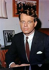 Robert Kennedy (1925-1968), homme politique américain, 1960. © Ullstein Bild/Roger-Viollet