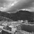 Le port de Soller sur l'île de Majorque. Iles Baléares (Espagne), décembre 1956. © Hélène Roger-Viollet et Jean Fischer/Roger-Viollet