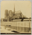 Cathédrale Notre-Dame. Paris (IVème arr.). Photographie anonyme. Tirage sur papier albuminé. Paris, musée Carnavalet. © Musée Carnavalet / Roger-Viollet